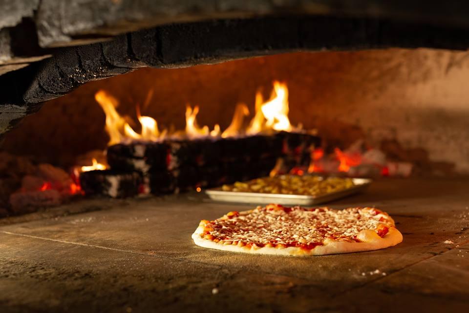 Bertucci's pizza