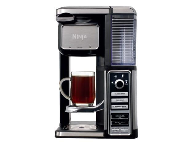 ninja single serve coffee maker