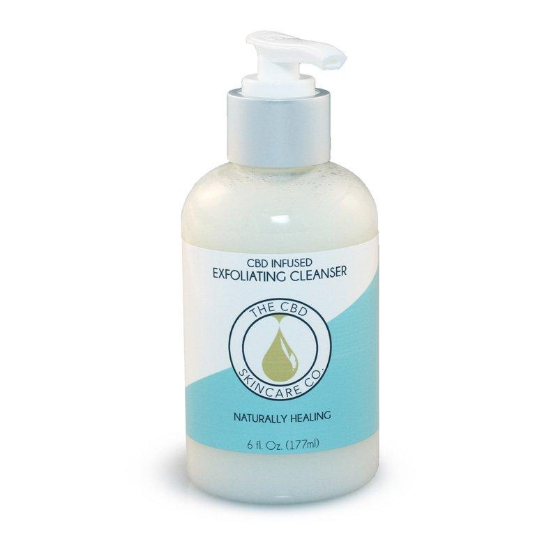 CBD Skincare Company Exfoliating Cleanser