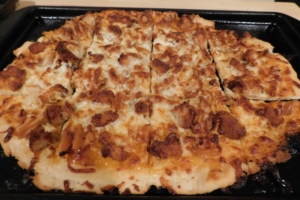 Chick-Fil-A Pizza