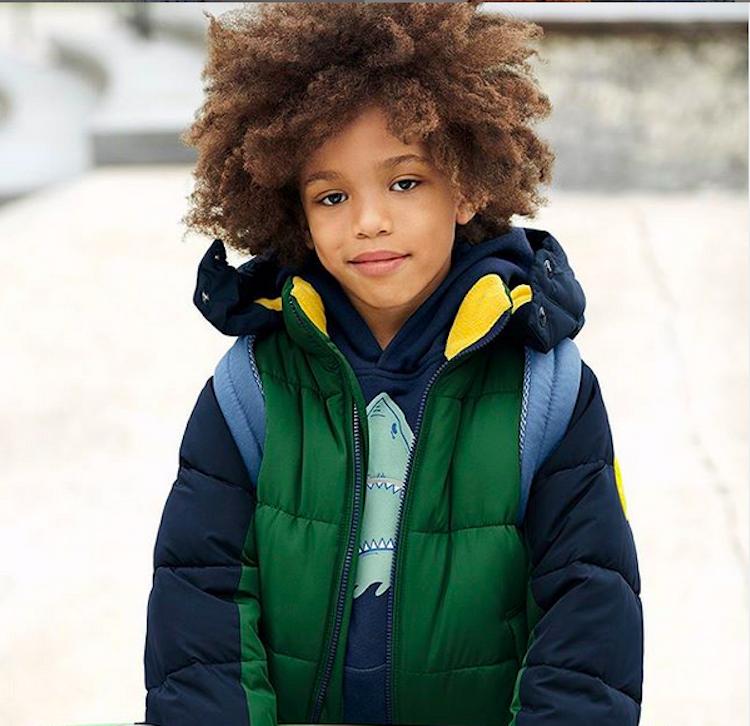 kid in winter coat