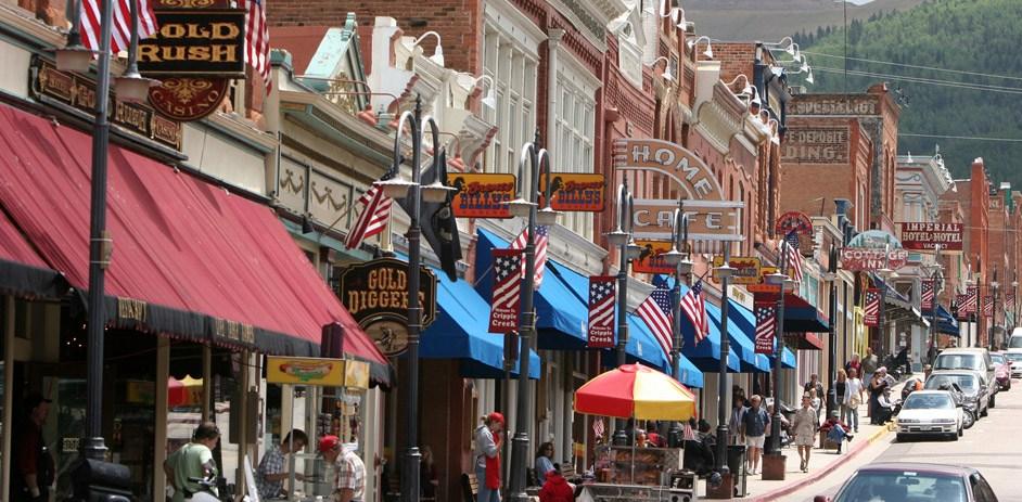 Old Town Colorado