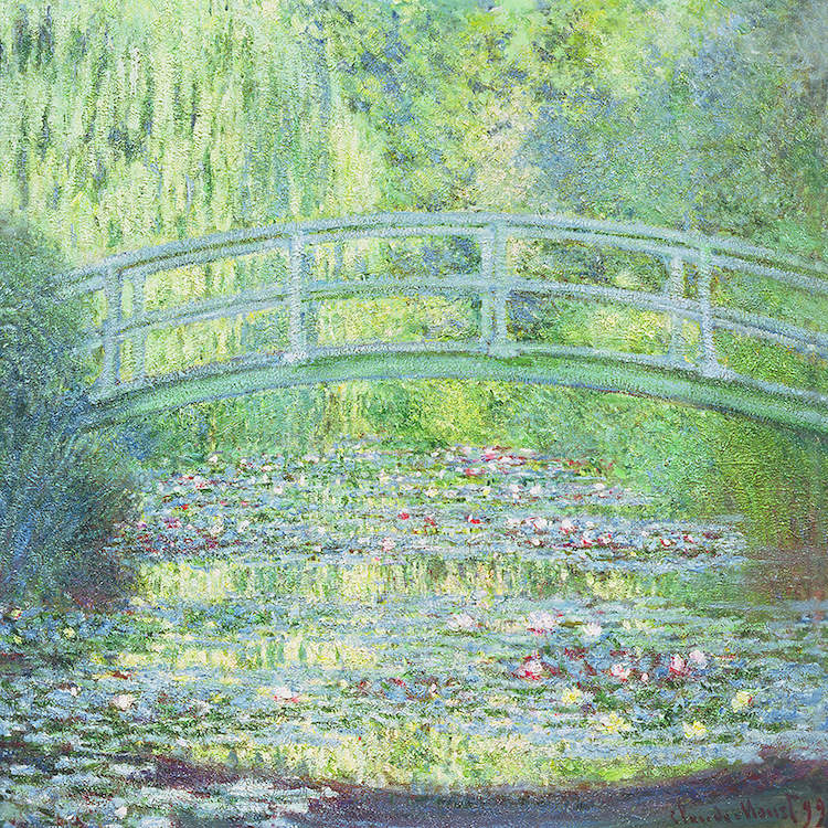 claude monet exhibition