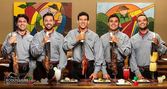 Rhodizio Grill, Meat, Brazilian Steakhouse