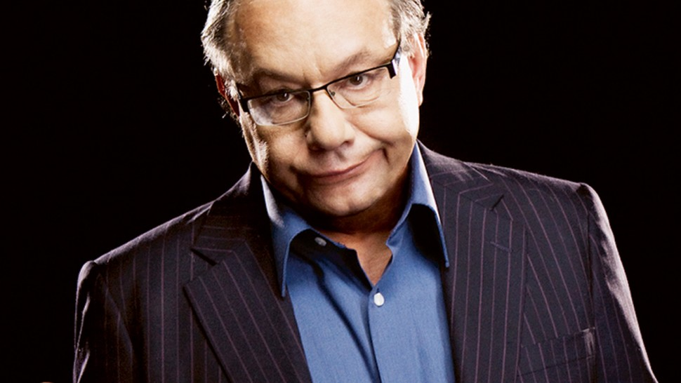 Lewis Black, courtesy of Playbill