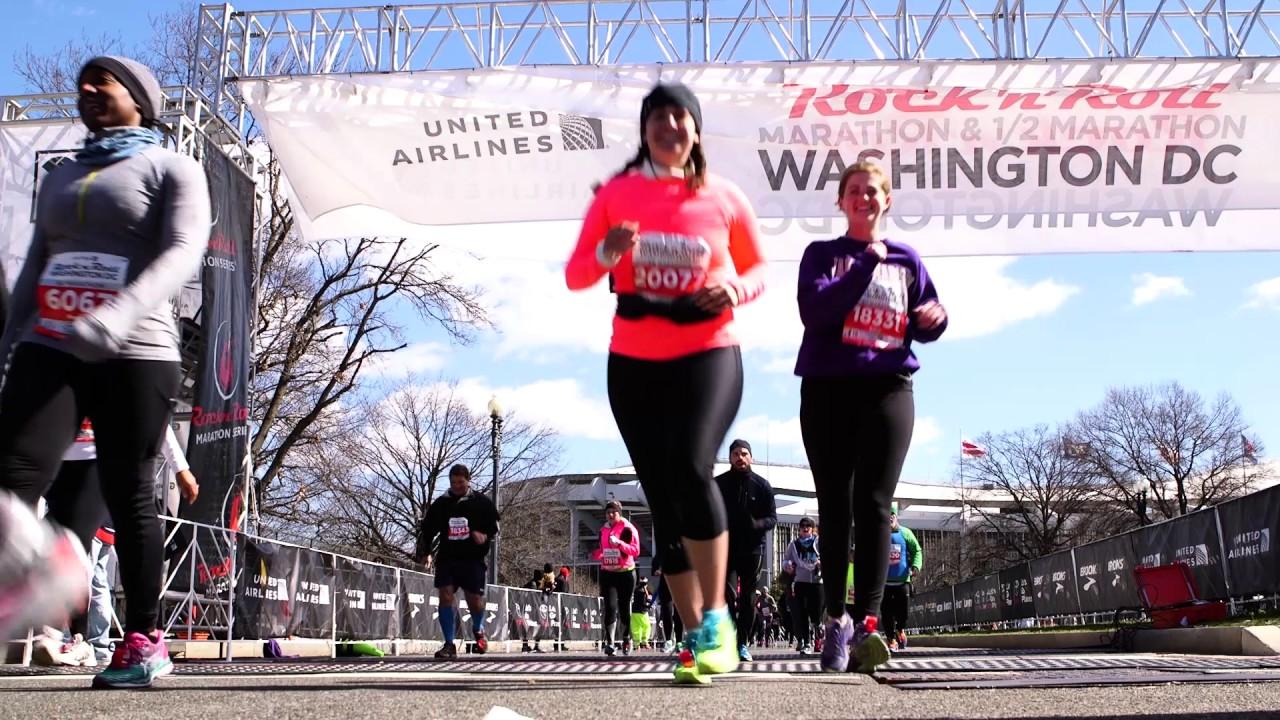 marathon, runners