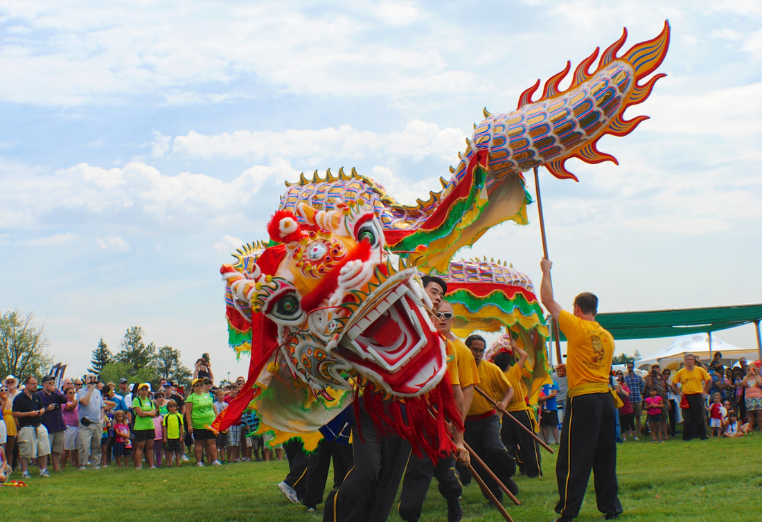dragon boat performance