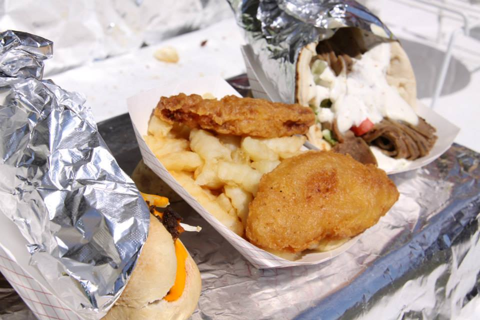 food from maryland seafood festival