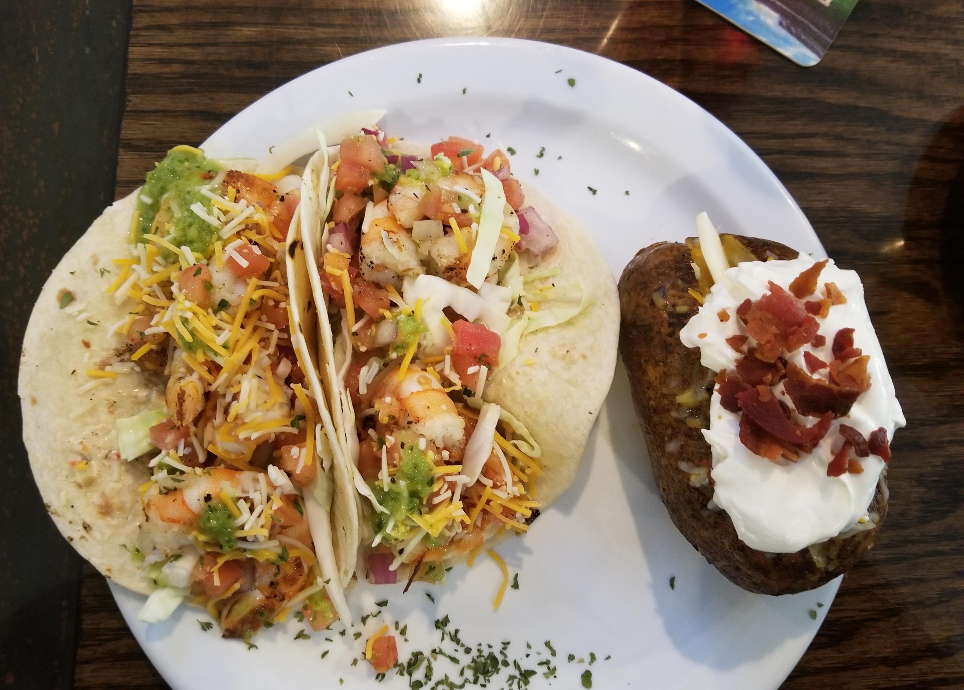 Bypass 168 - Shrimp Tacos