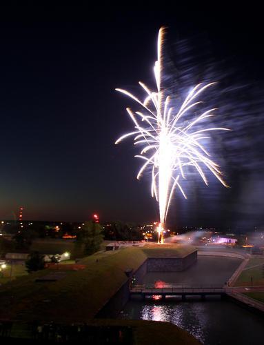 Hampton Fireworks