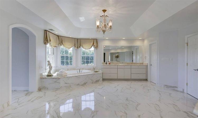 Masonwood bathroom
