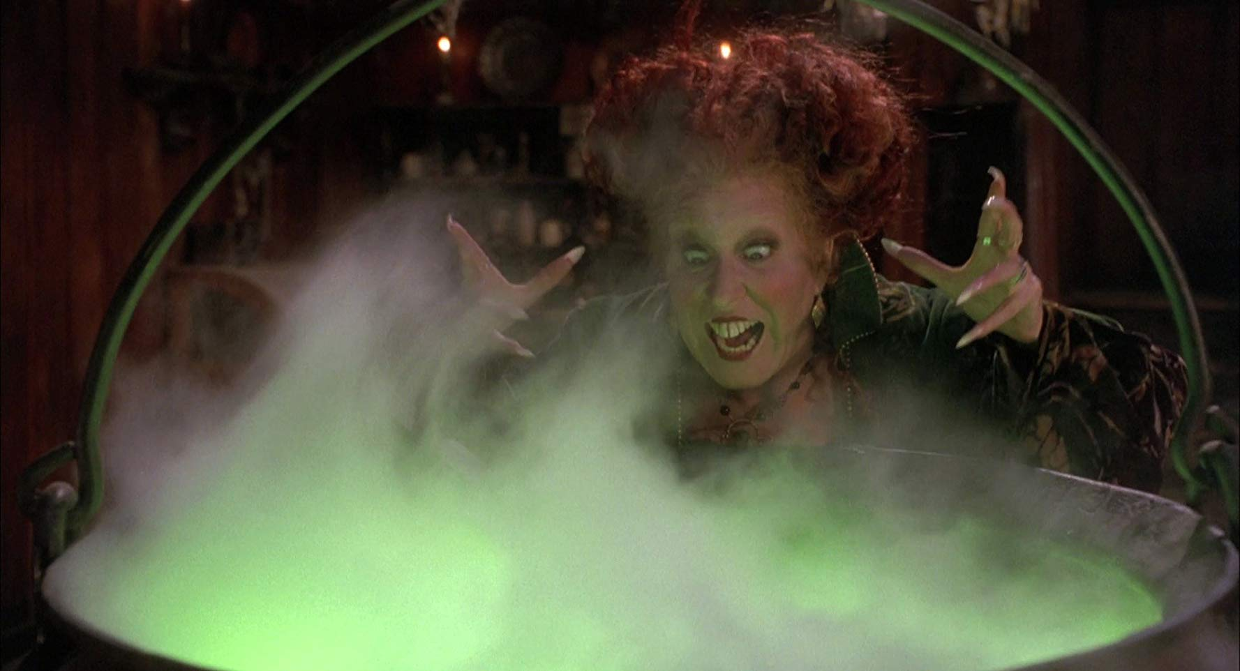 hocus pocus, bette middler