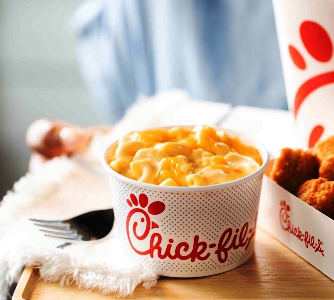 Chick-fil-A Mac and Cheese New Menu Item