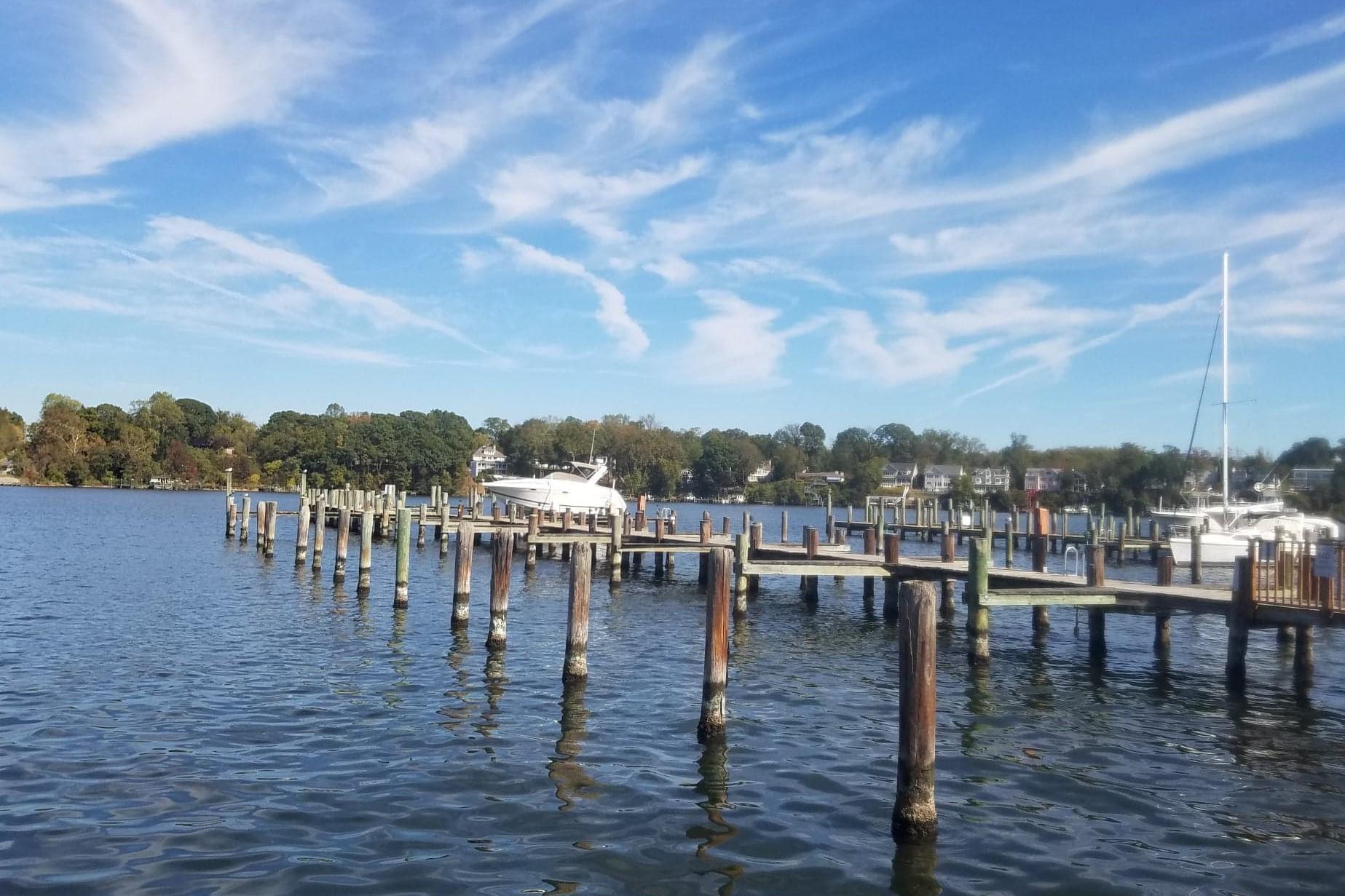 dock, boat