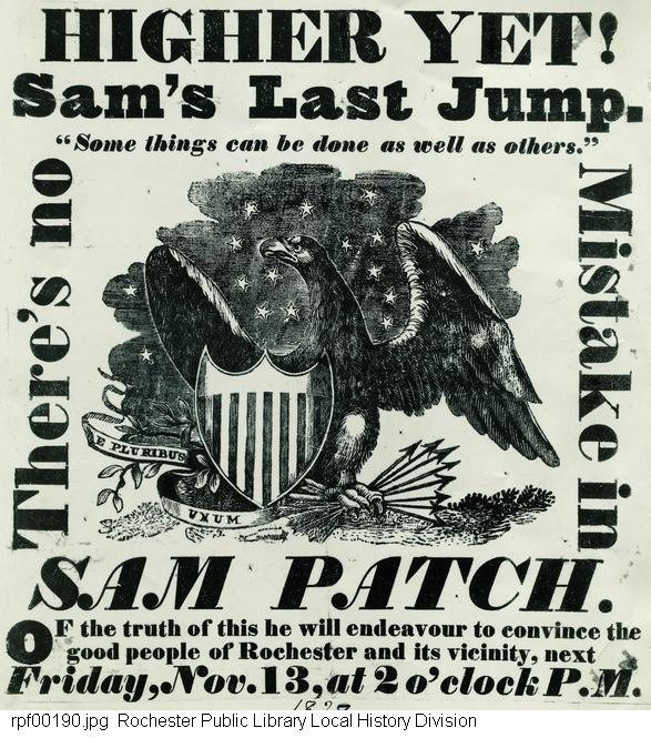 advertisement for stunt