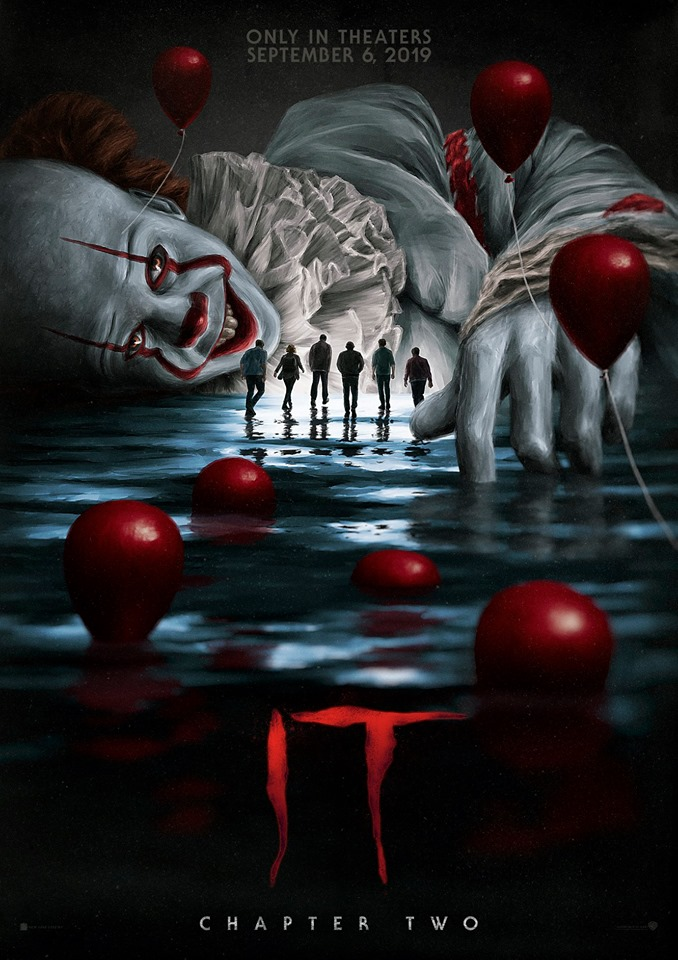 It Chapter Two, movie poster