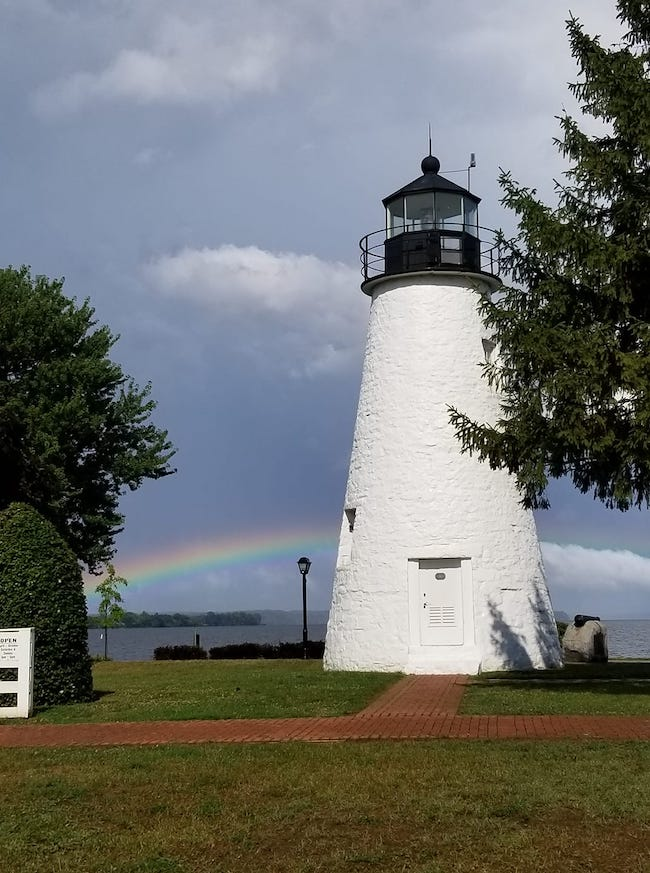 Concord Point Lighthouse, courtesy Facebook