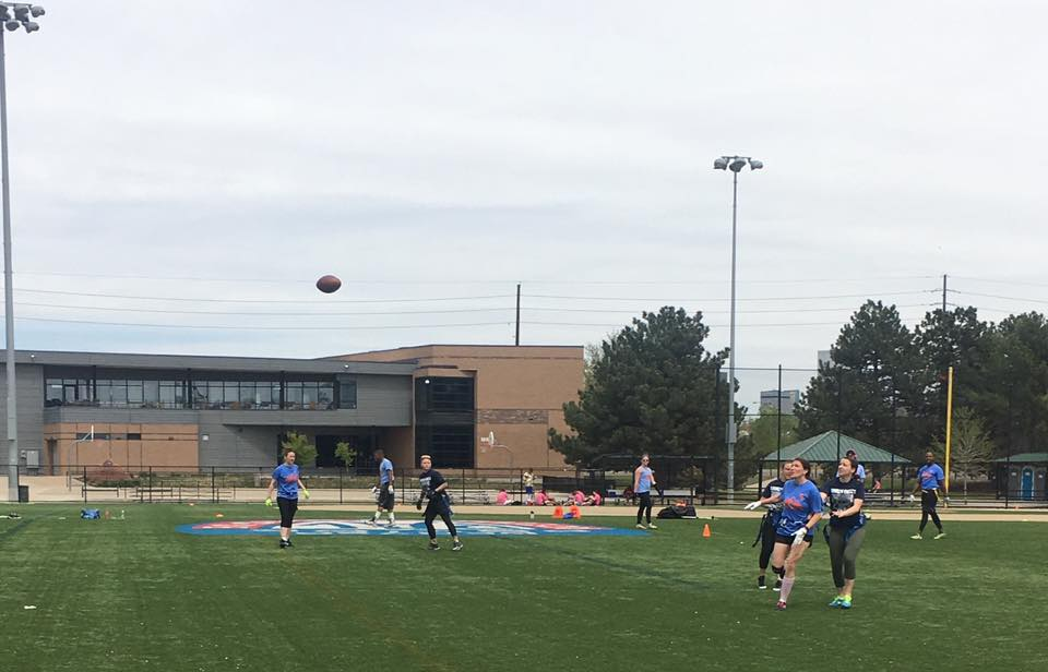 play mile high flag football