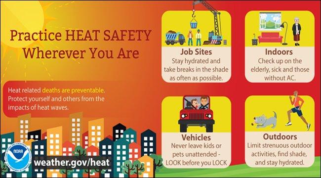 Heat Safety Precautions
