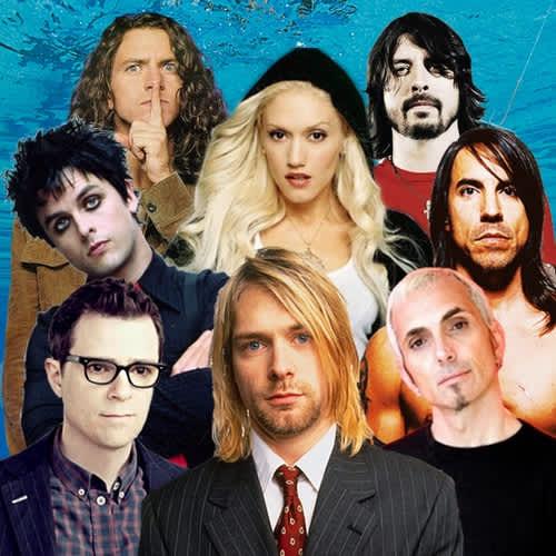 90s Artists