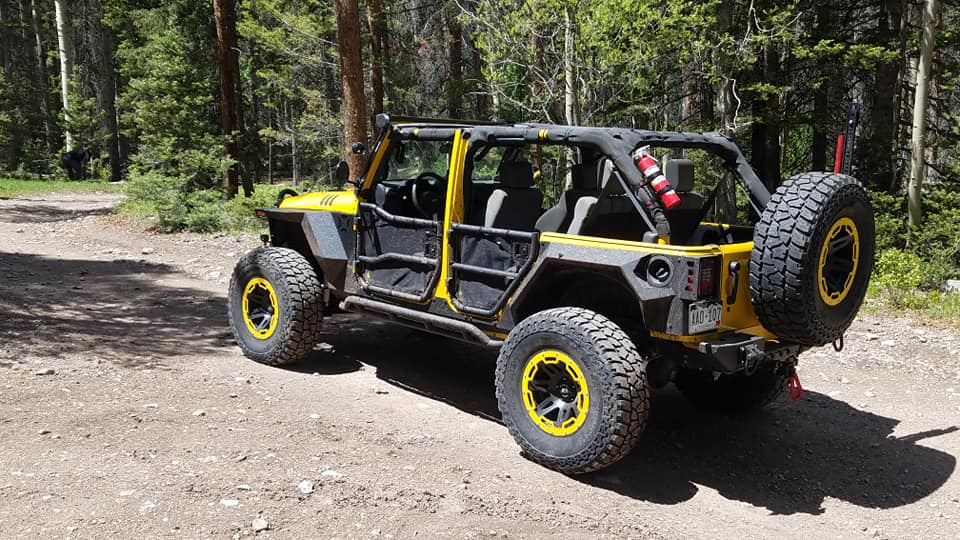 rocky mountain jeep rentals