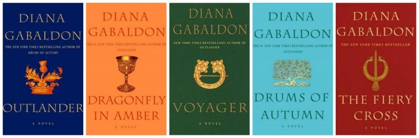 Outlander by Diana Galbadon