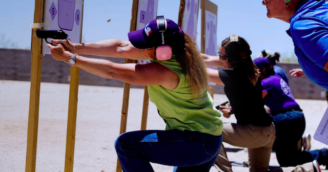 Well Armed Woman Pistol Training Course