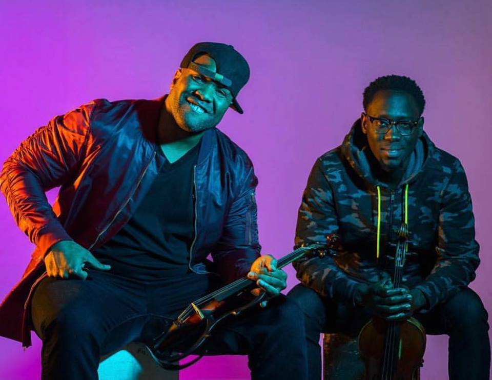 Black Violin press photo