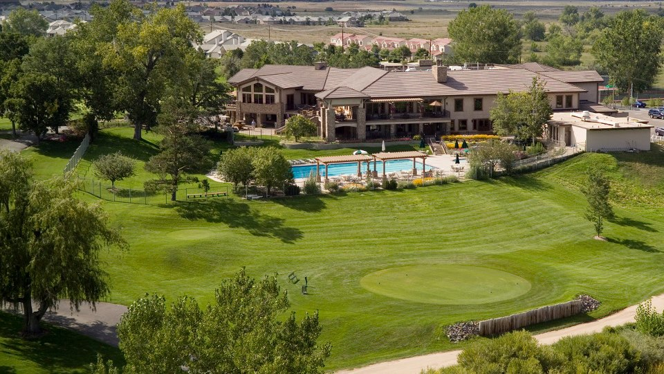 Valley Country Club, Centennial