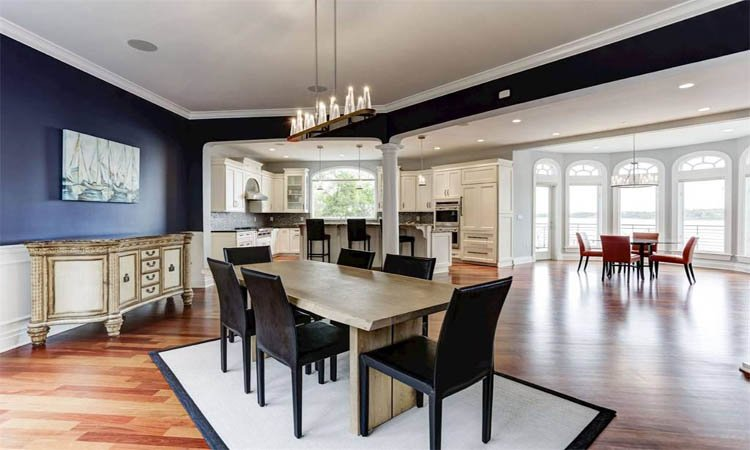 3 Deepwater Ct. dining area