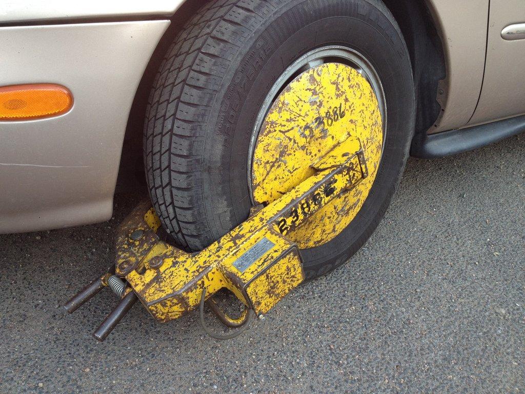 The Denver Boot