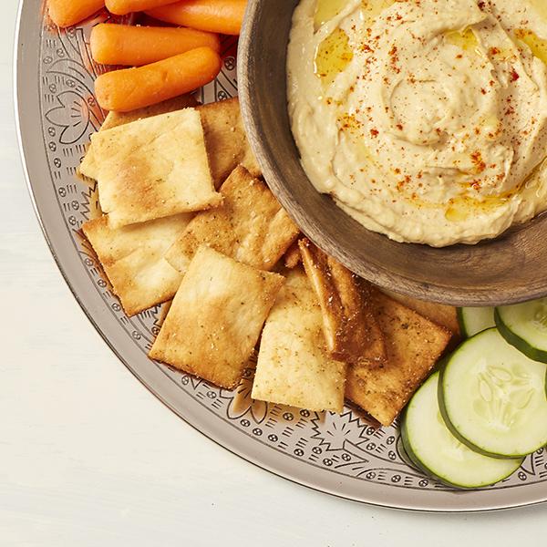 Lidl Hummus