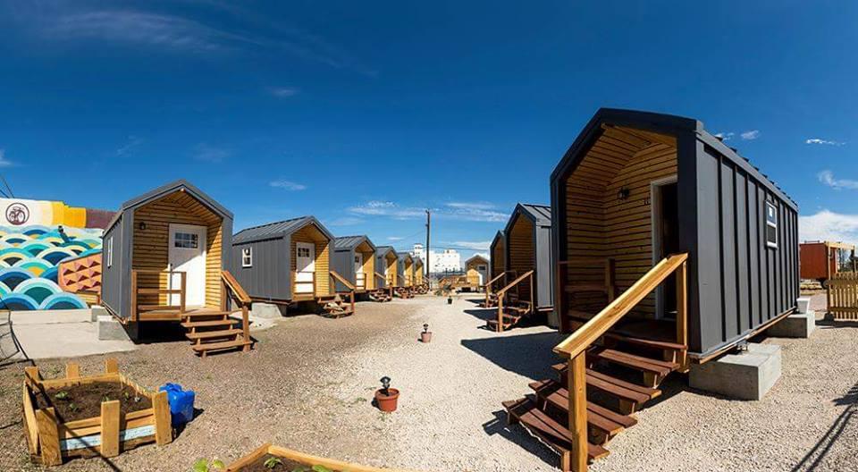 Beloved Community Tiny Homes Village