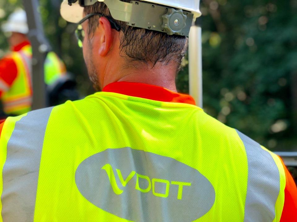 VDOT worker