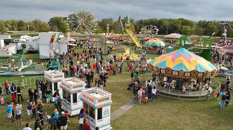 carnival, midway