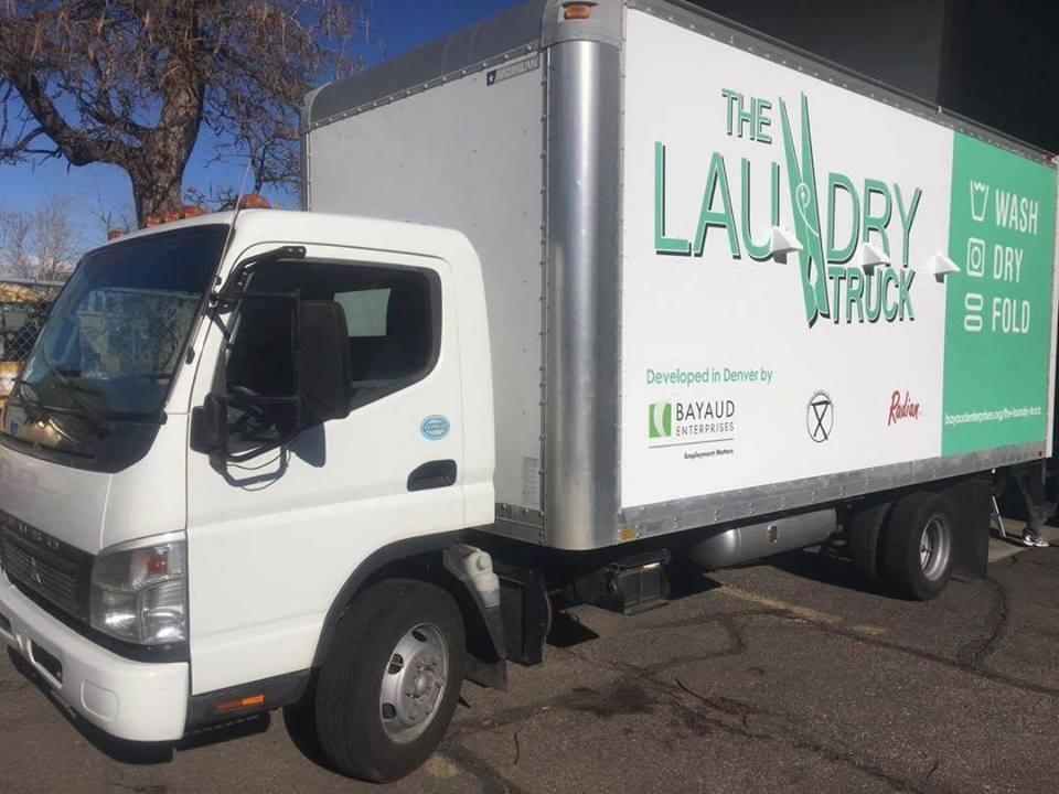 'Shower Truck' for Denver's Homeless Population