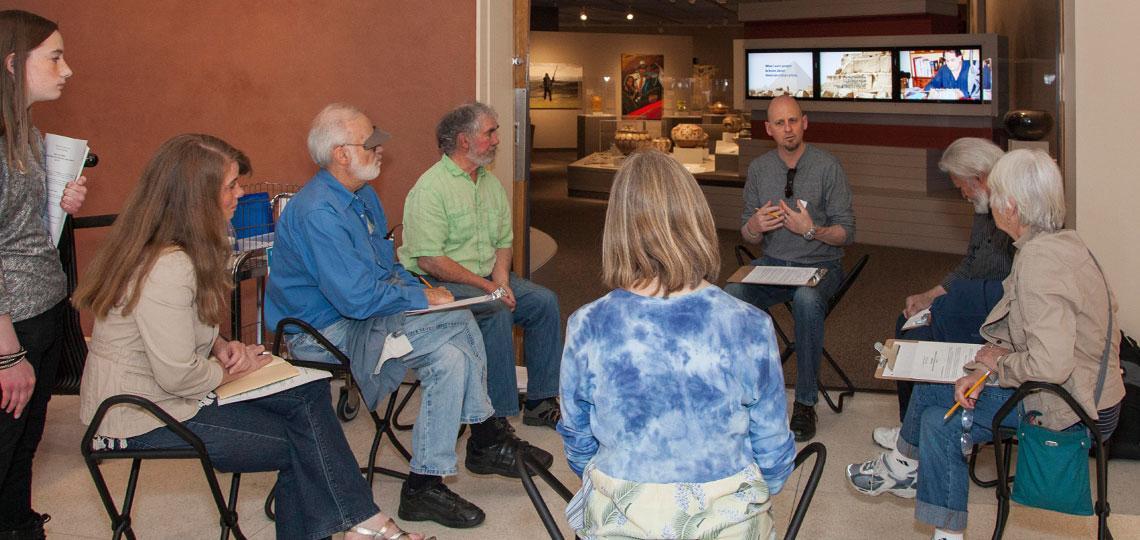drop-in writing event, denver art museum