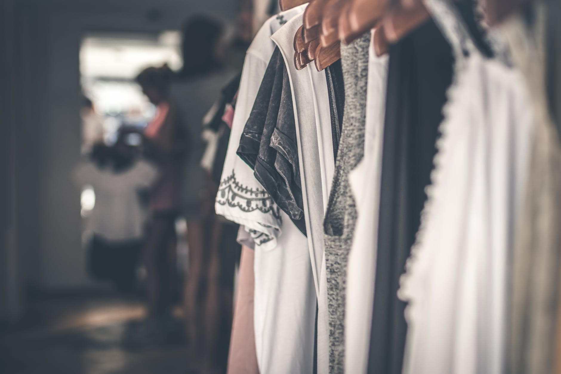 backstage, fashion show