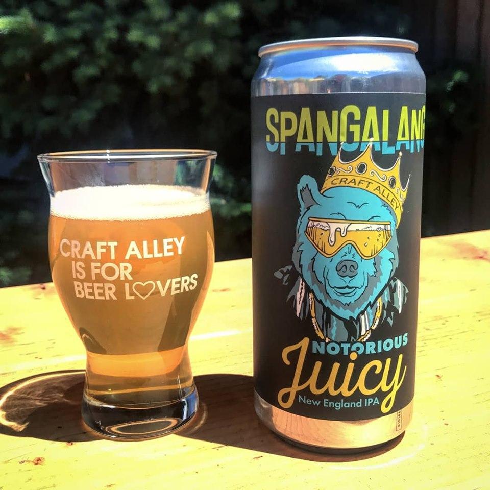 Craft Alley Beers