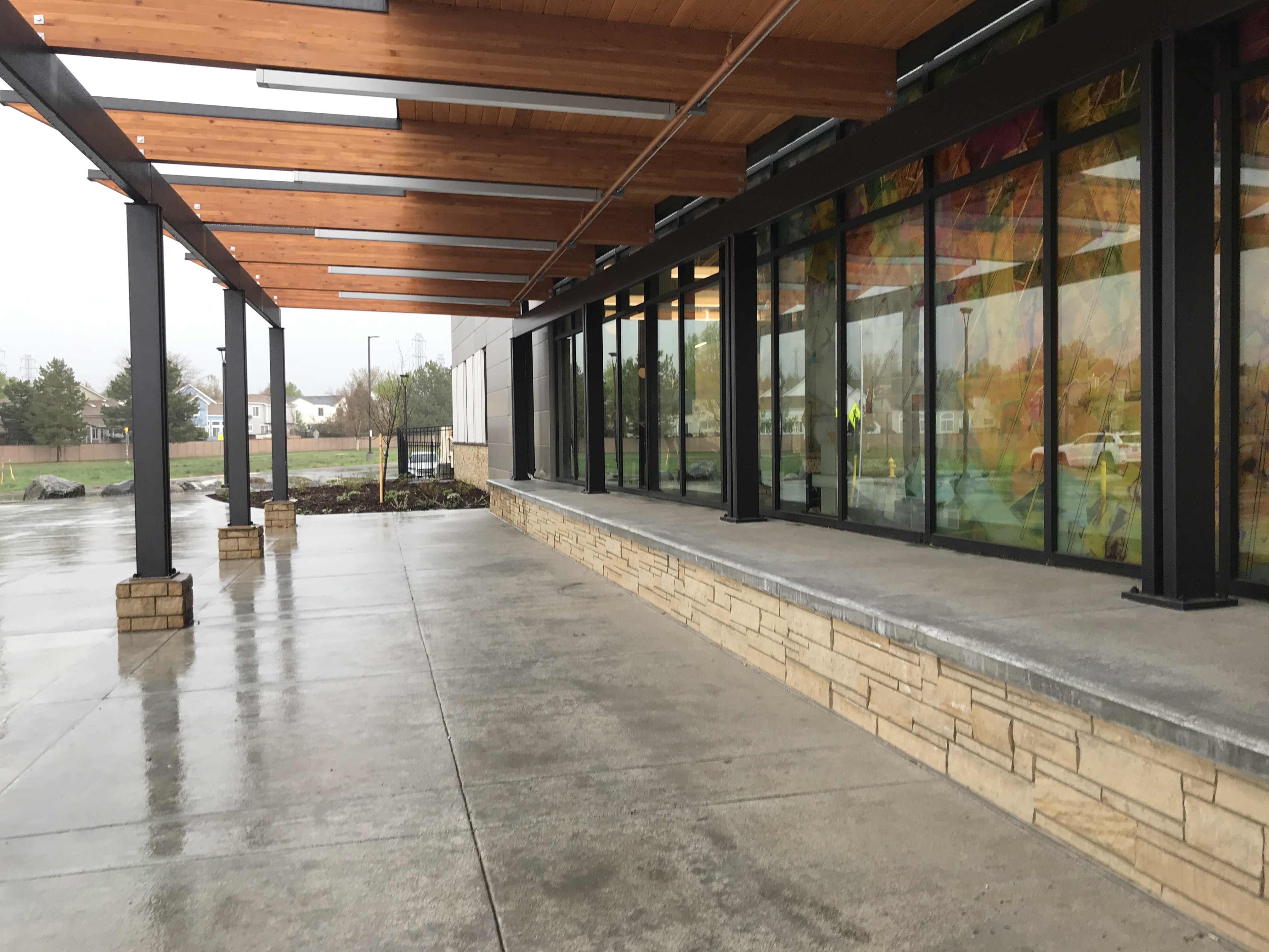 Recreation Center exterior