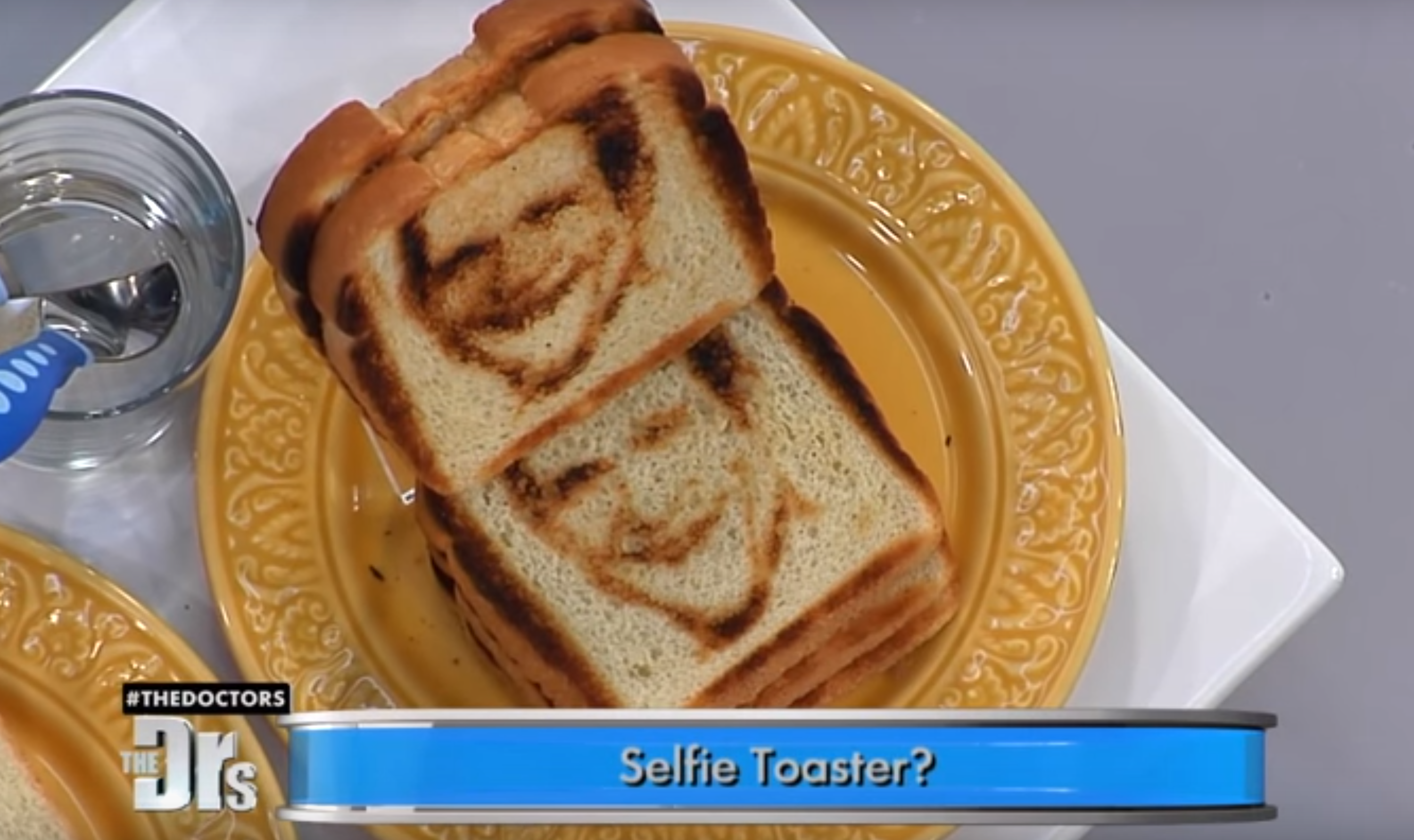 Selfie Toaster Weird Mother's Day Gifts