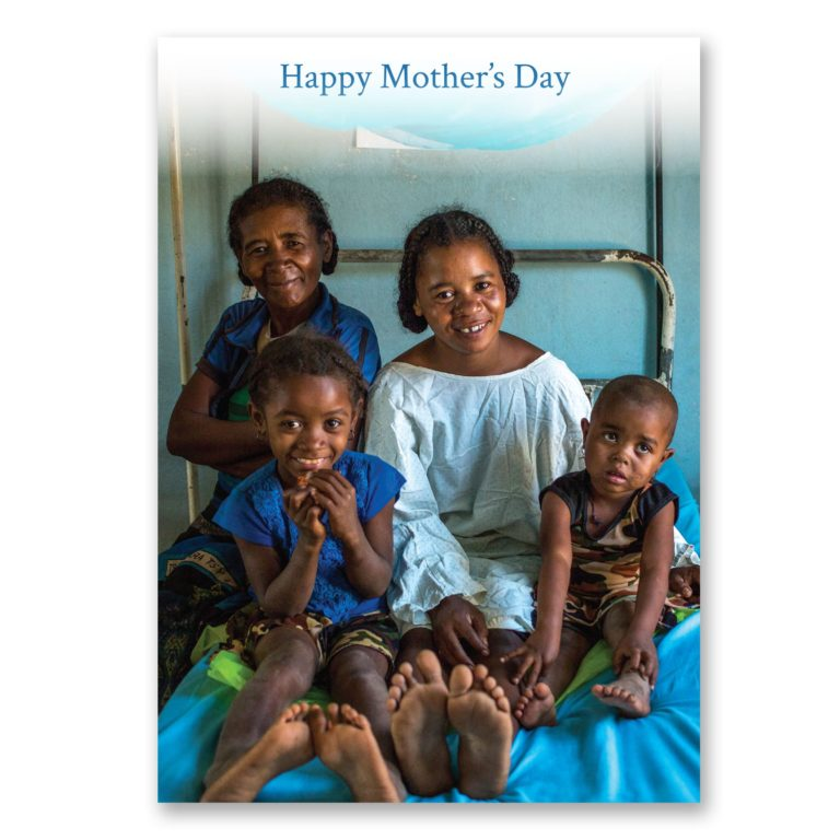 Fistula Foundation helps mothers in Africa and Asia by providing free reparative surgery.