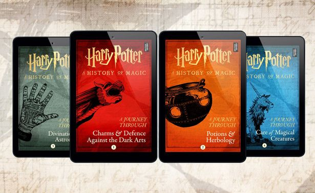 Jk Rowling Is Releasing 4 New Harry Potter Stories On Pottermore