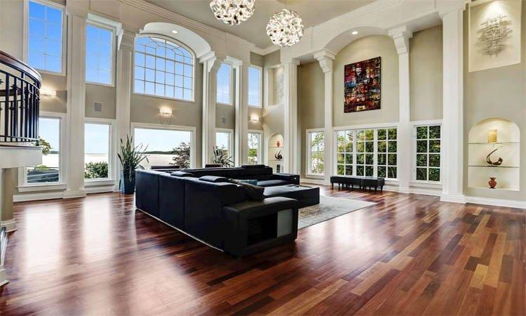3 Deepwater Ct. Living room