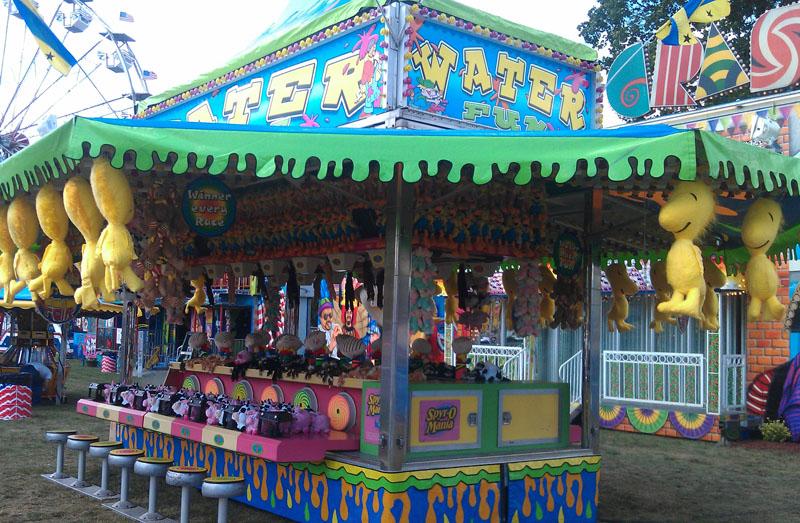 carnival game, prizes