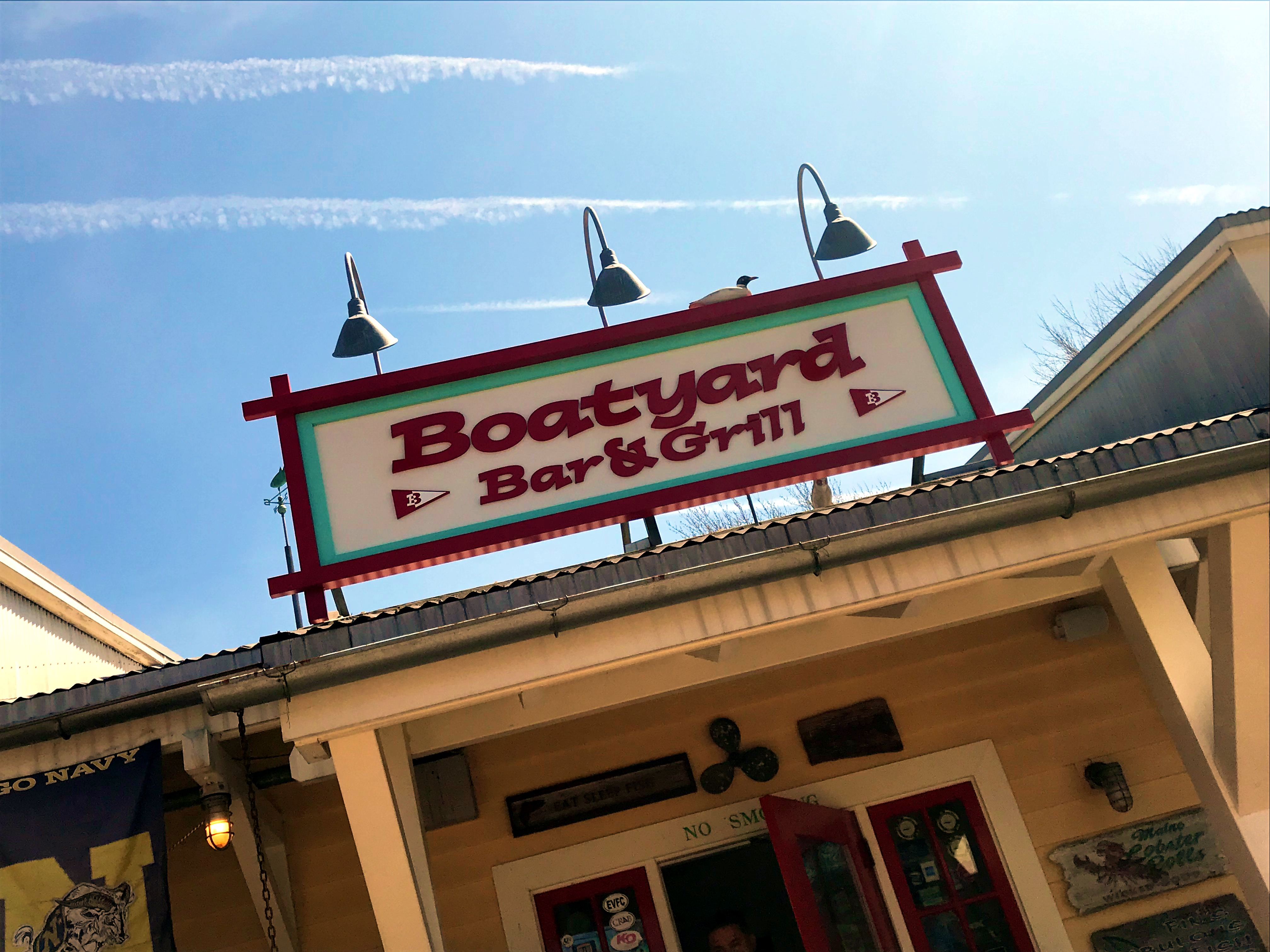 boatyard bar and grill