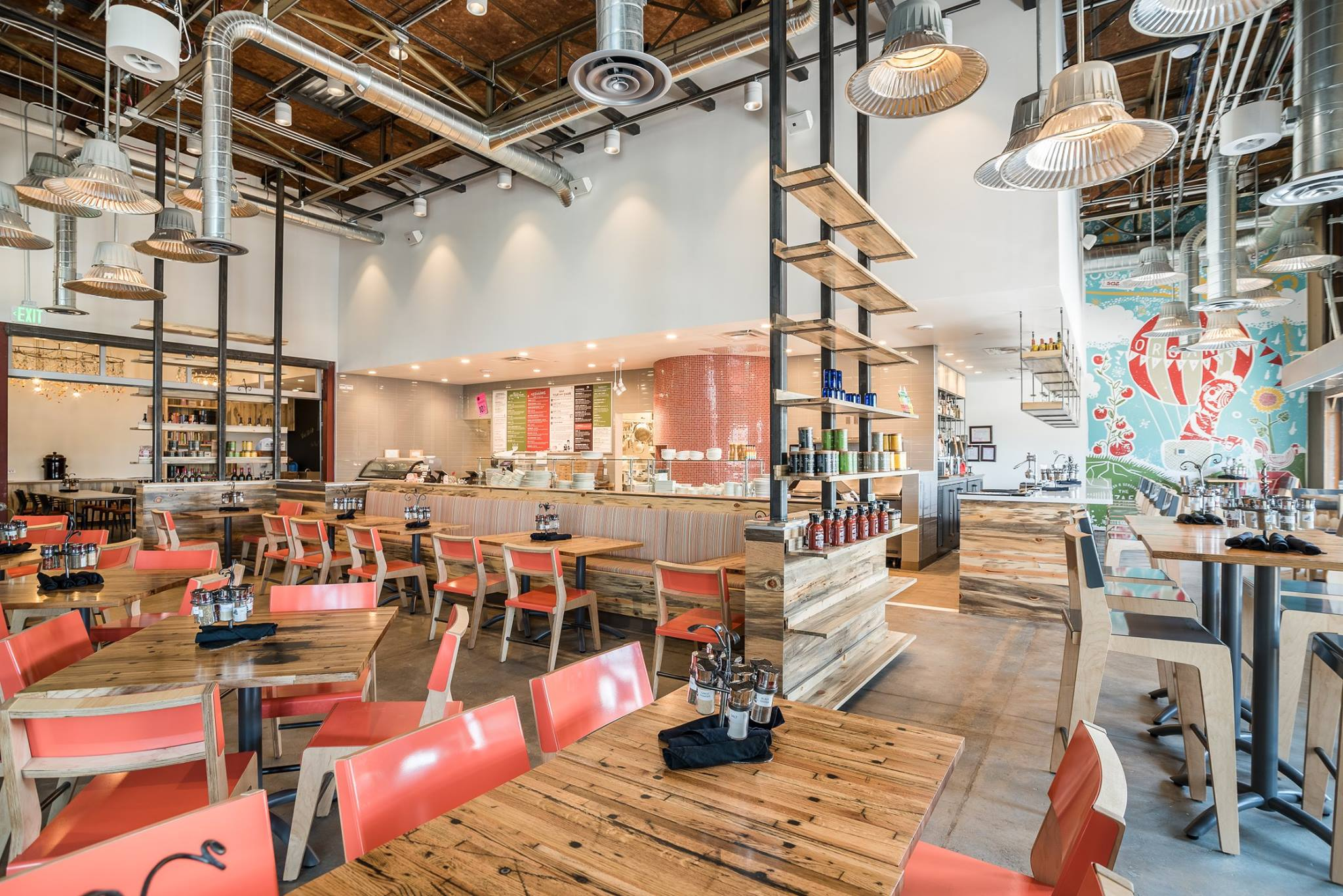 sazza restaurant space