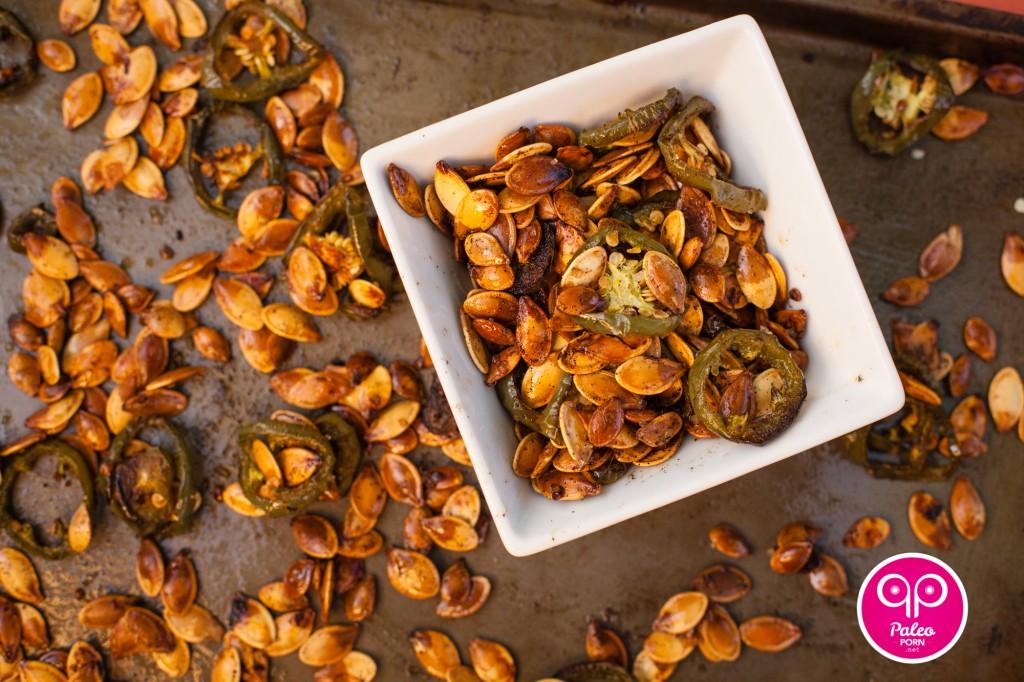 jalapeno pumpkin seeds