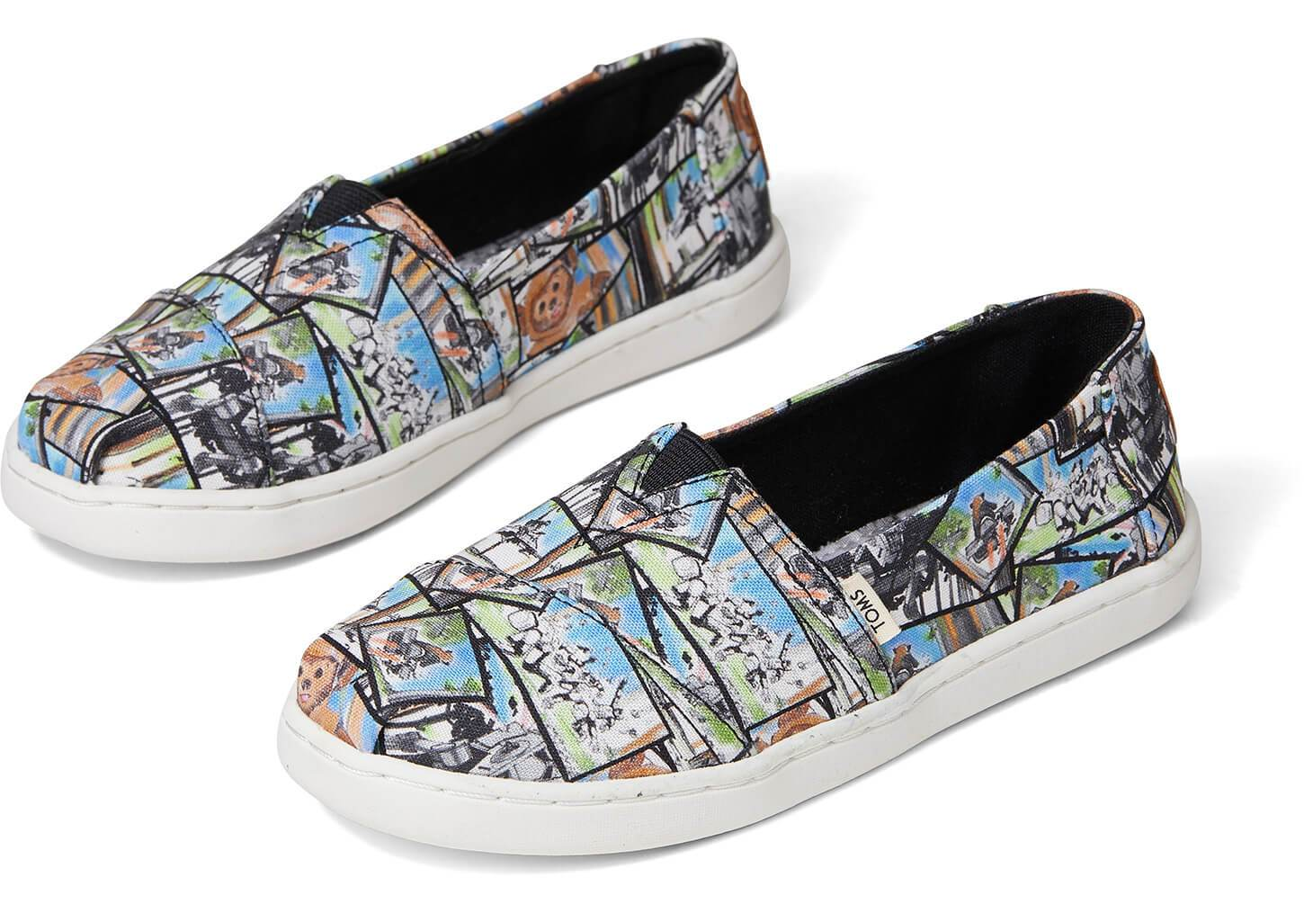 TOMS Ewok STAR WARS Youth print