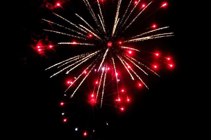 Chesapeake Park Fireworks